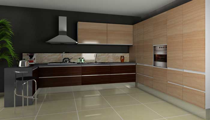 KDMax Kitchen Software 3D Render