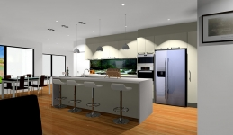 KD Max 3d Kitchen Design