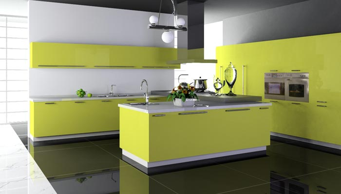 KD Max Kitchen Render Software
