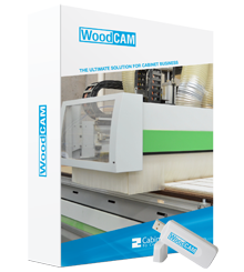 Woodcam Cabinet Software