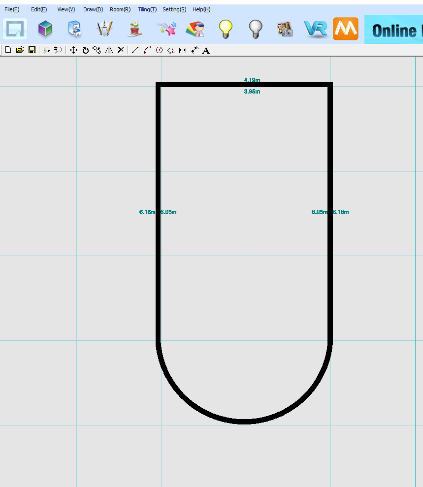 How To Create A Curved Wall In KD Max