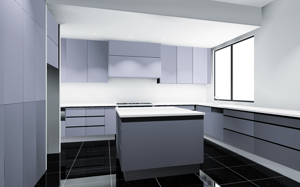 Early Steps To Completing A Kitchen Design