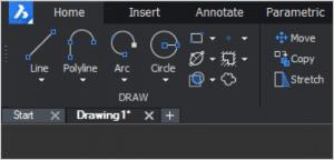 dark UI screenshot