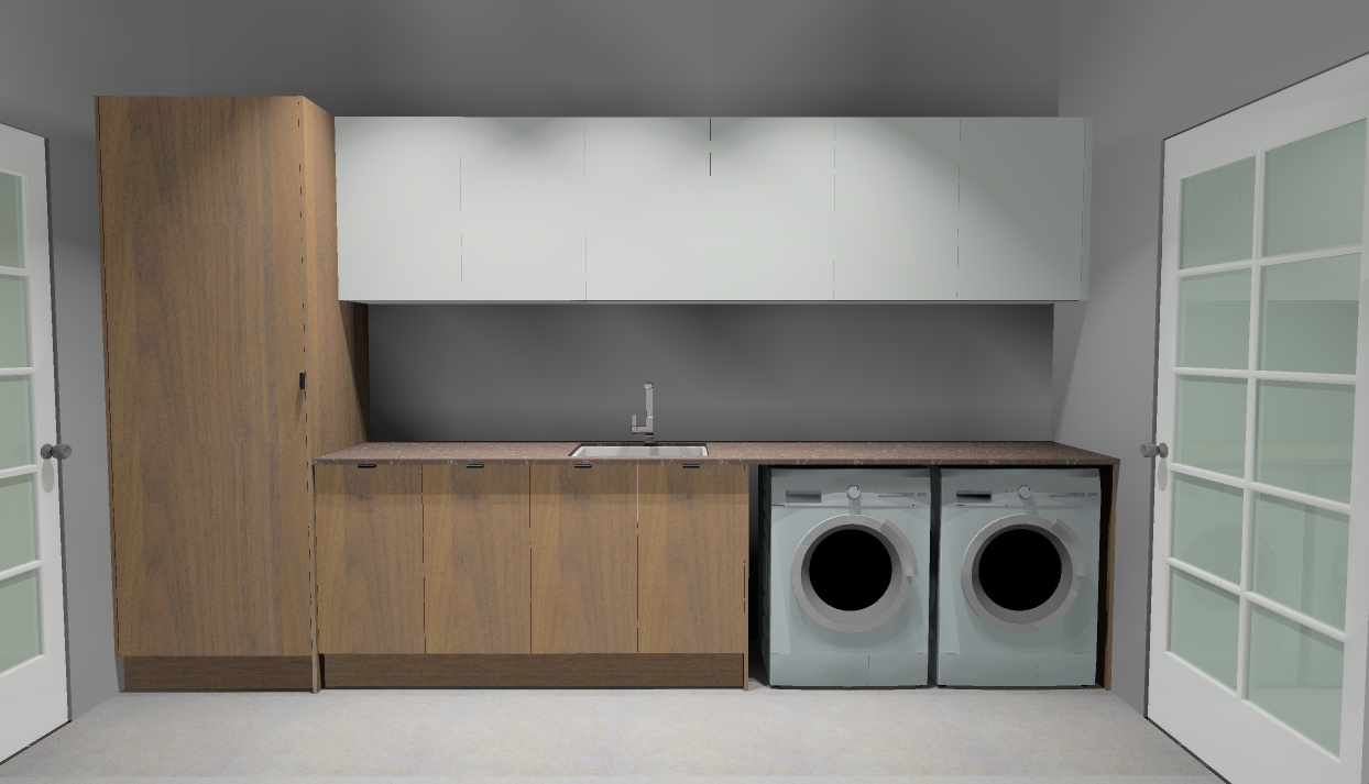 laundry render KD Max