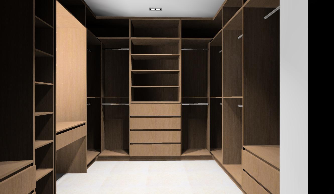 wardrobe render KD Max