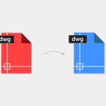 briscad red and blue file logos