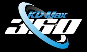 KD Max 360 logo