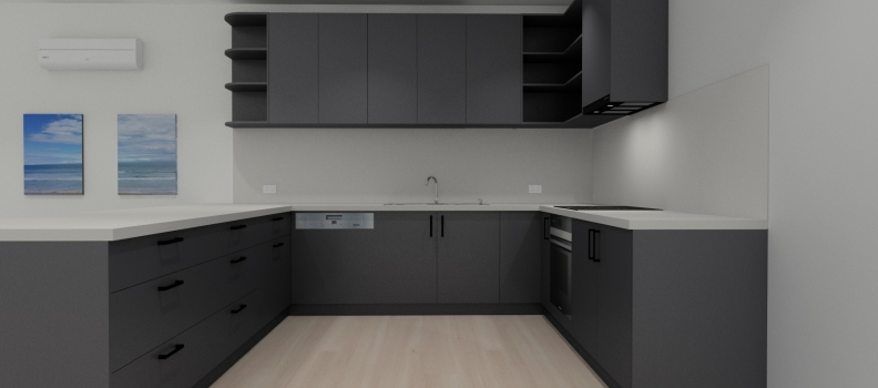Creating an Integrated Dishwasher
