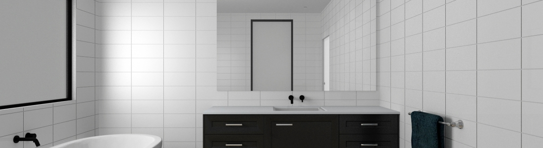 Reducing Reflection Levels on Cabinetry