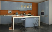 KDMax Kitchen Software Render