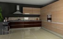 KDMax Kitchen Software 3D Render