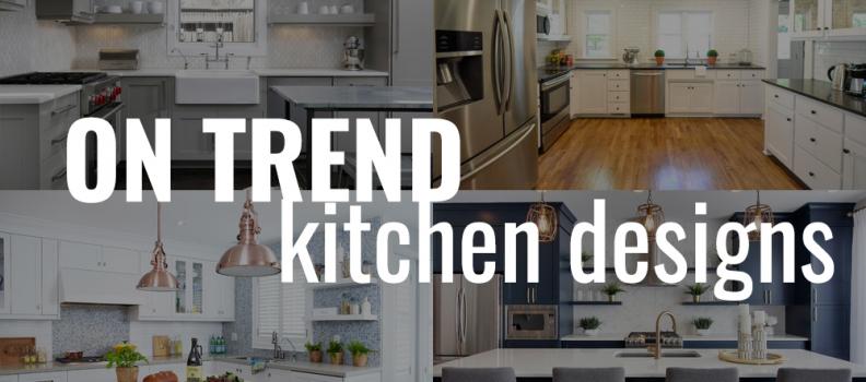 On Trend Kitchen Designs