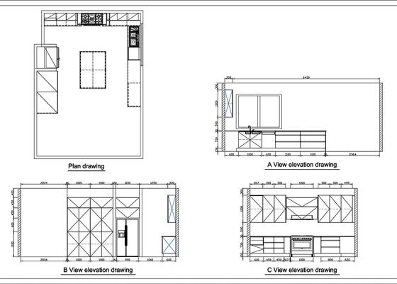 KD Max design drawings